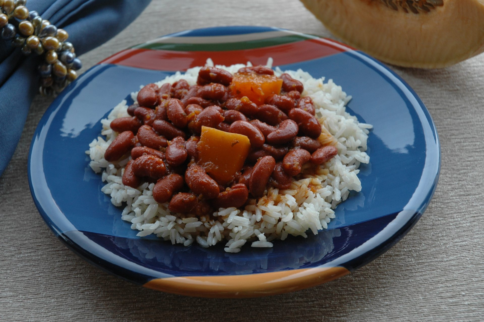 Stewed Red Kidney Beans Aida S Kitchen